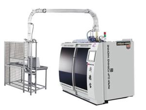 High Speed Paper Cup Forming Machine <span>DEBAO-600S</span>